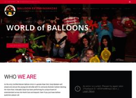 balloonextravaganzas.com