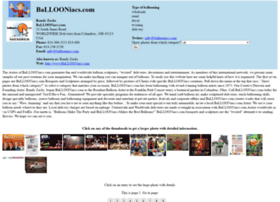 ballooniacs.balloonhq.com