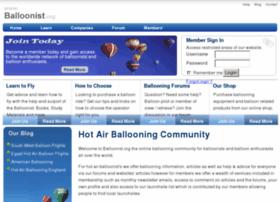 balloonist.org