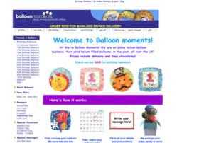 balloonmoments.co.uk