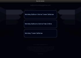 balloonmonkeygame.com