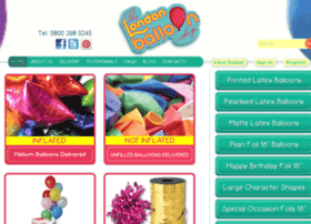 balloons-london.com