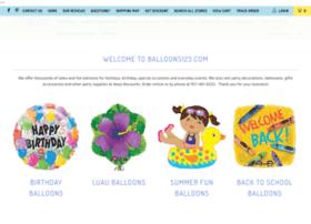 balloons123.com