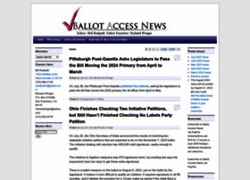 ballot-access.org