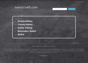 ballotcraft.com