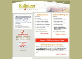 balloteer.com