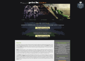 ballpick.com
