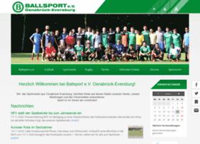 ballsport-eversburg.de