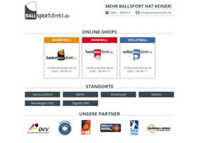 ballsportdirekt.de