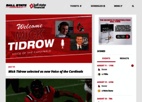ballstatesports.com