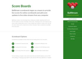 ballstream.com