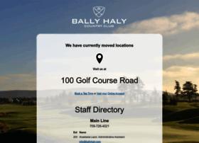 ballyhaly.com