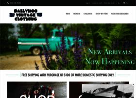 ballyhoovintage.com