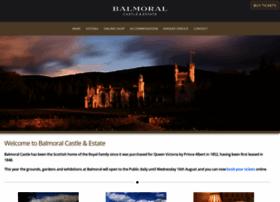 balmoralcastle.com