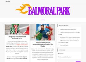 balmoralpark.com
