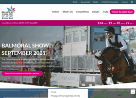 balmoralshow.co.uk