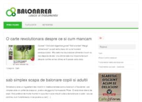 balonare.com