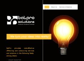 balpro-solutions.com