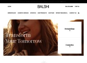 balshiskincare.com