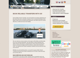 baltic-airport-transfers.com