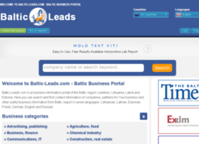baltic-leads.com