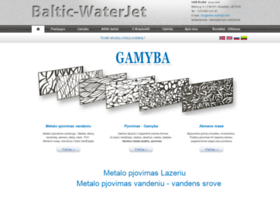 baltic-waterjet.com