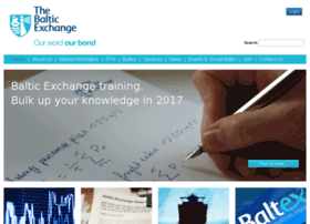 balticexchange.co.uk