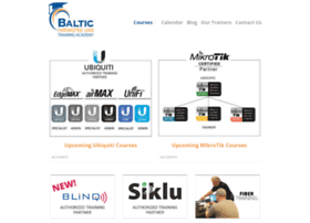 balticnetworkstraining.com