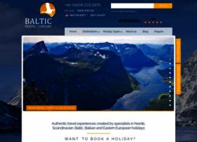 baltictravelcompany.com