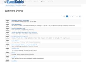 baltimore.eventguide.com