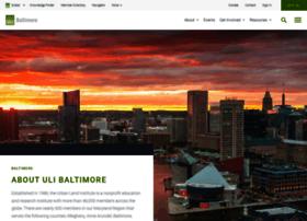 baltimore.uli.org