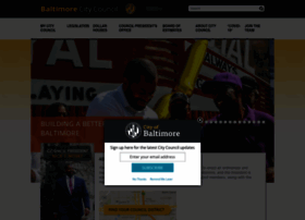 baltimorecitycouncil.com