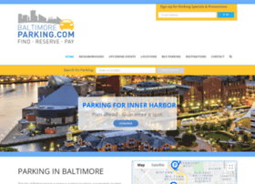 baltimoreparking.com