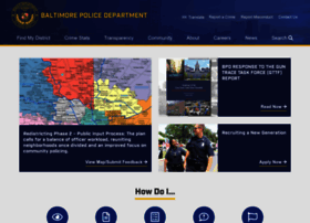 baltimorepolice.org