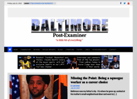 baltimorepostexaminer.com
