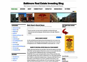 baltimorerealestateinvestingblog.com