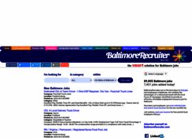 baltimorerecruiter.com