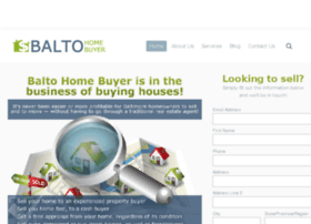 baltohomebuyer.com