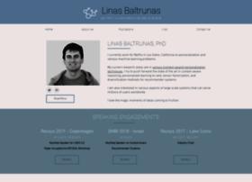 baltrunas.info