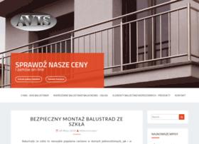 balustradybalkonowe.pl