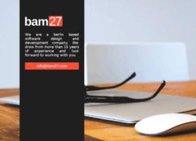 bam27.com