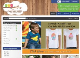 bambambasics.com.au