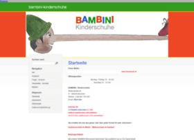 bambini-kinderschuhe.com