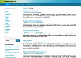 bamboo-directory.com