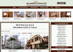 bamboo-house.com