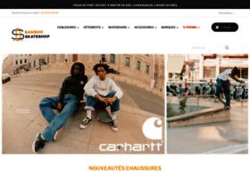 bamboo-skateshop.com