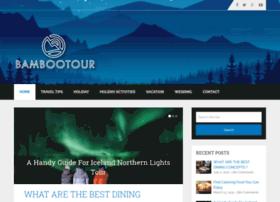 bamboo-tour.com