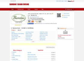 bamboo7.chinesemenu.com