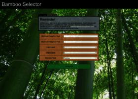 bambooselector.com