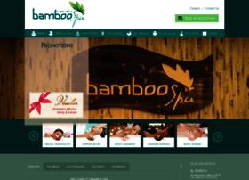 bamboospaoman.com
